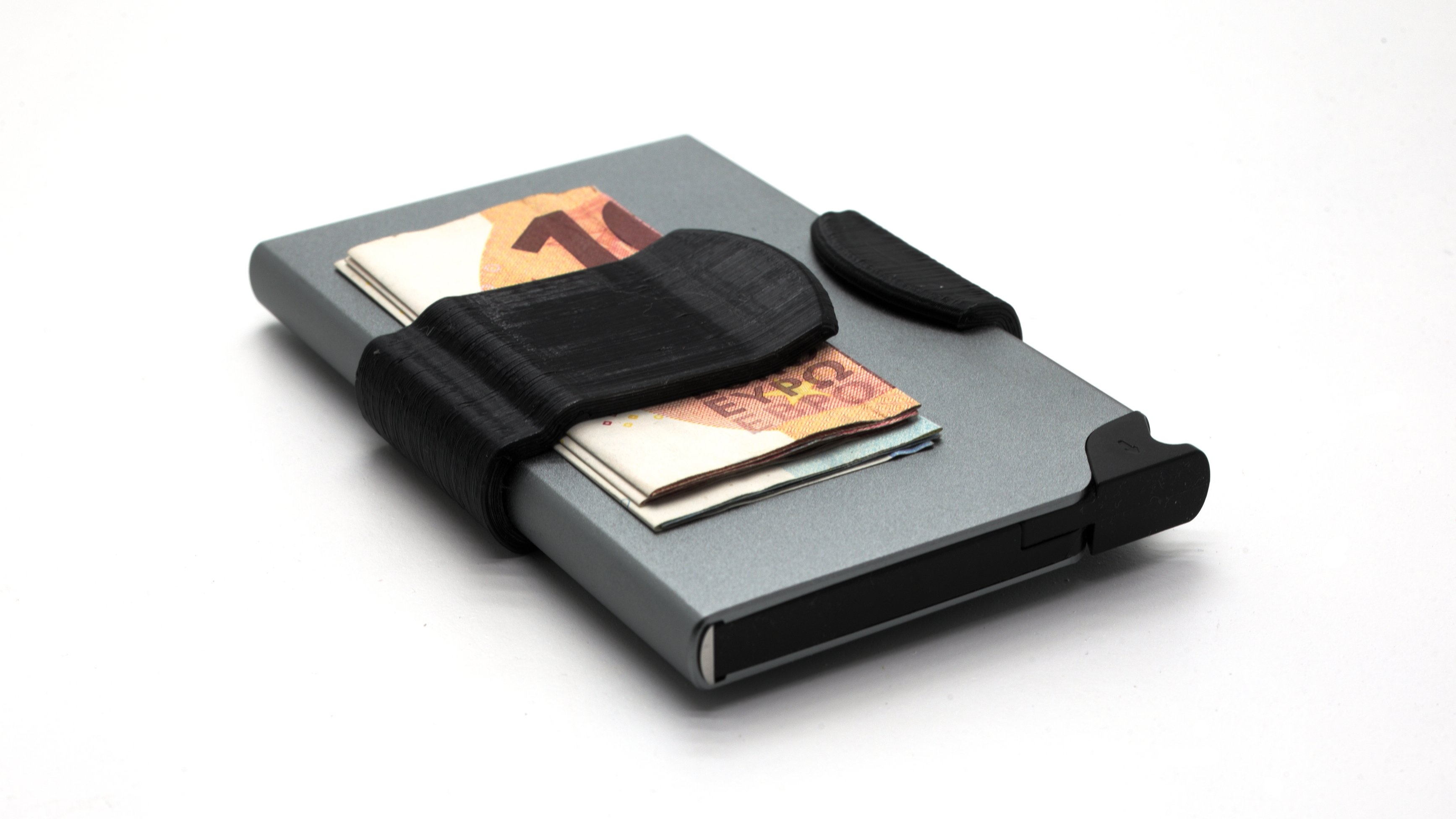 Card protector money clip