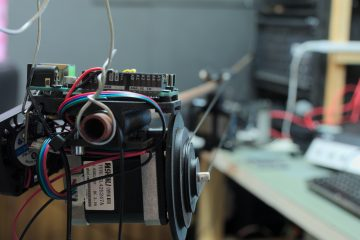Camera slider with Arduino